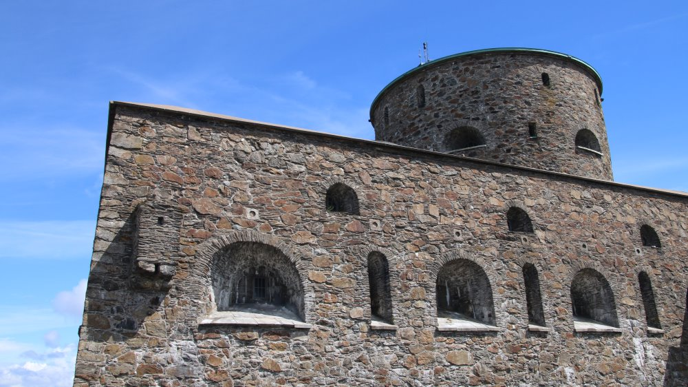 Burg in Marstrand