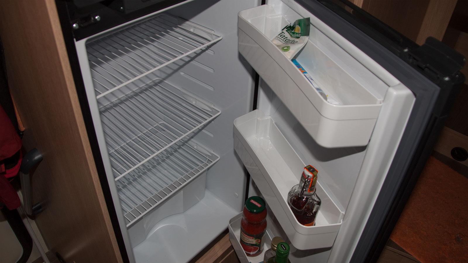 Kühlschrank leer oder voll
