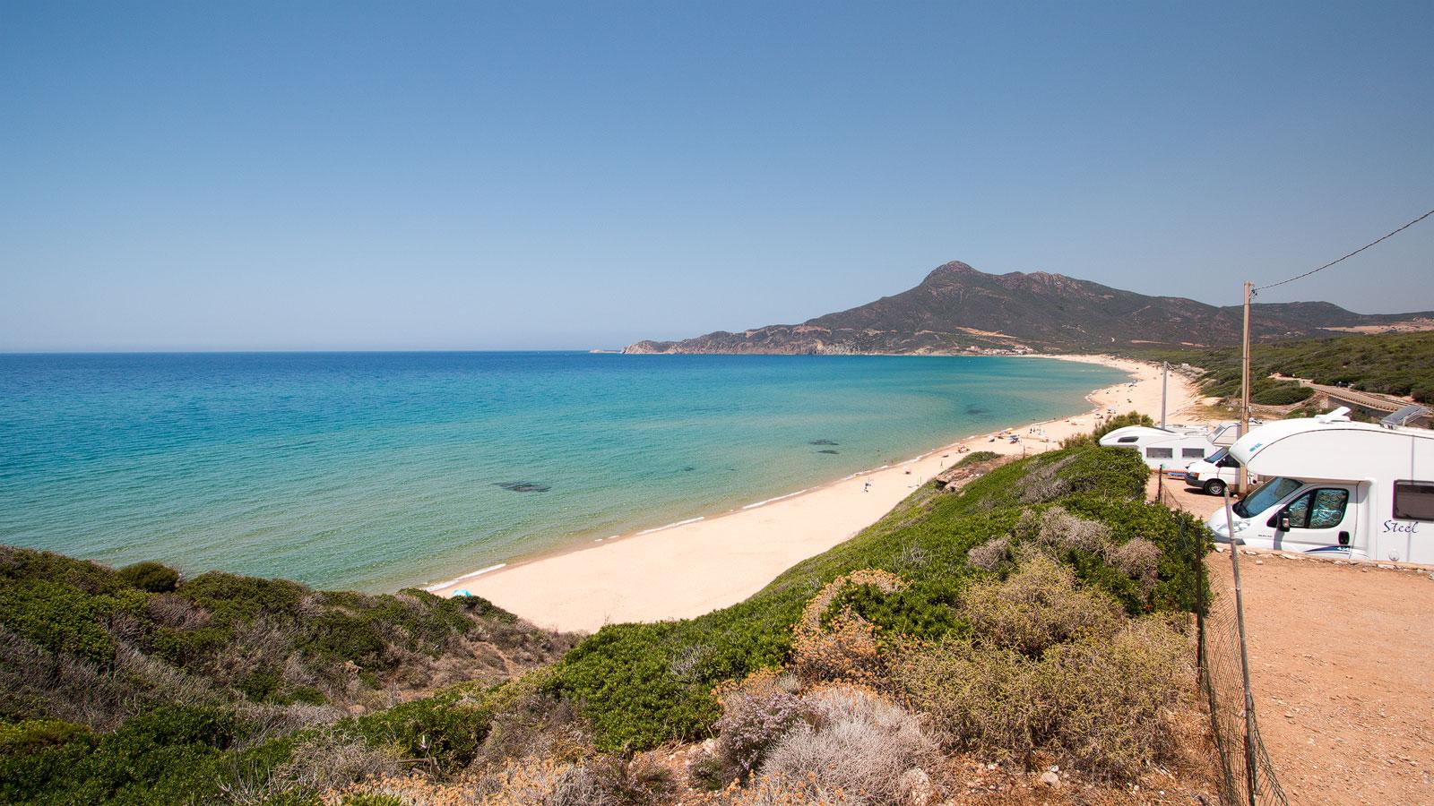 Sardinien Hotels Am Meer  Sterne