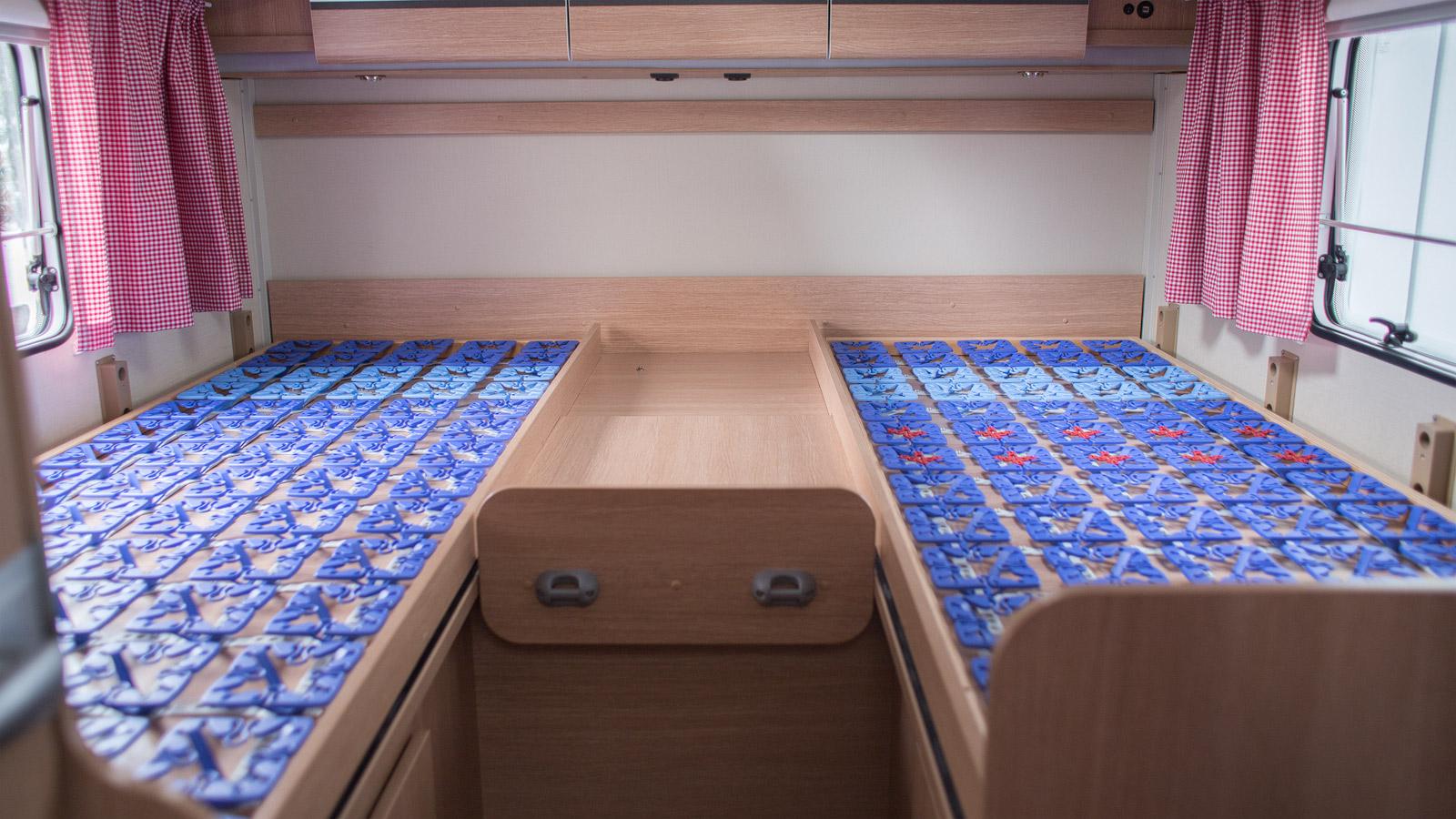 Wohnmobil-Matratzen von Otts Traumwelt